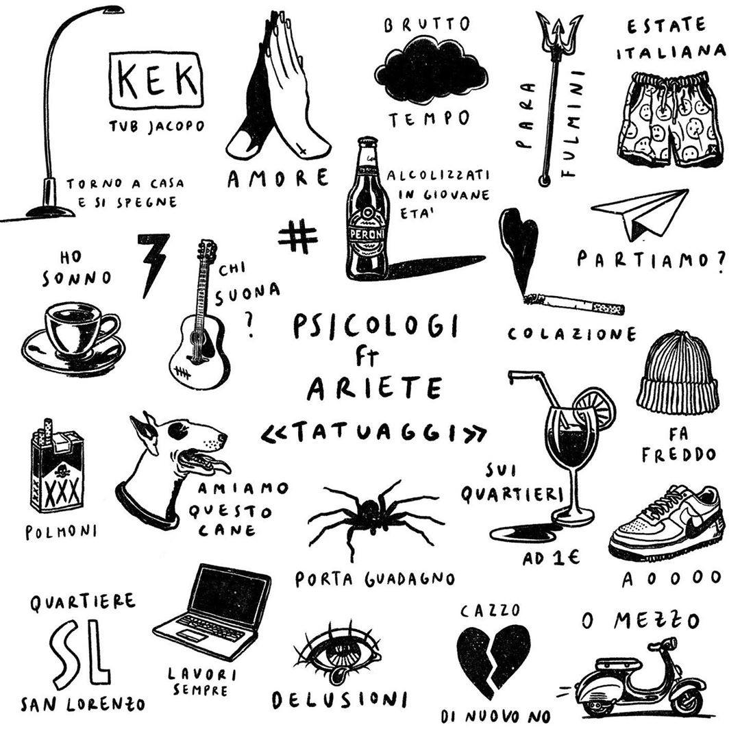PSICOLOGI Tatuaggi