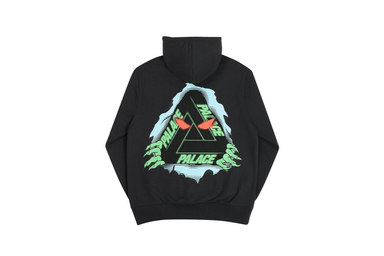 Palace Tri-Ferg hoodie Halloween Week 5