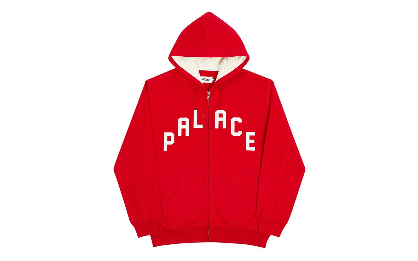 Palace Alas Zip Hoodie