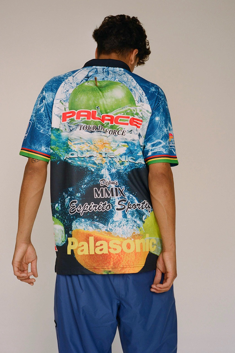 Palace Cycling top Autumn 2020