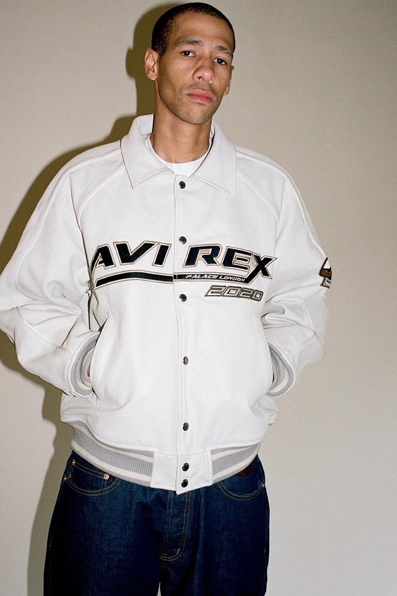 Palace Jacket Avirex Autumn 2020