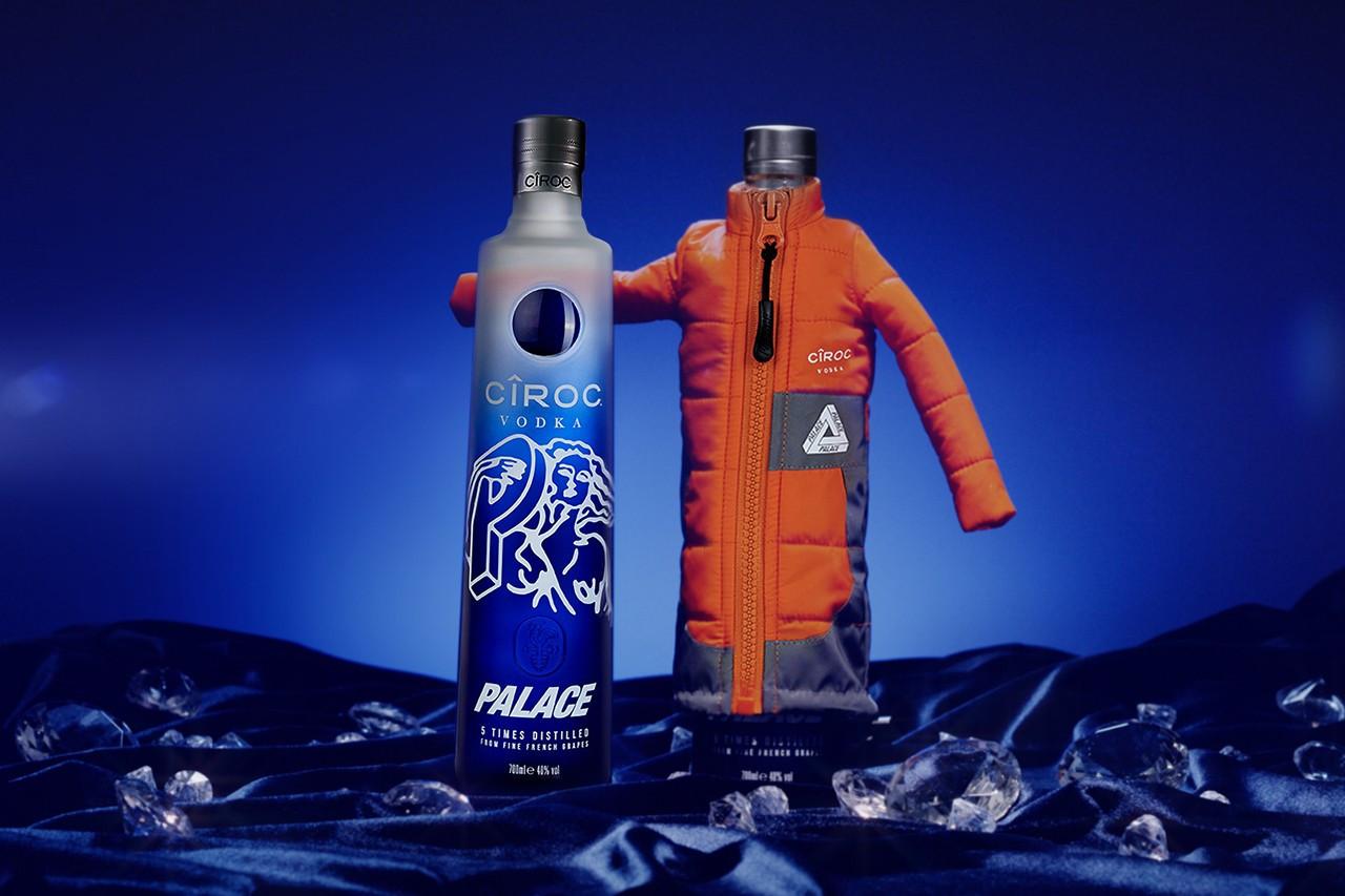 Palace x Cîroc Vodka