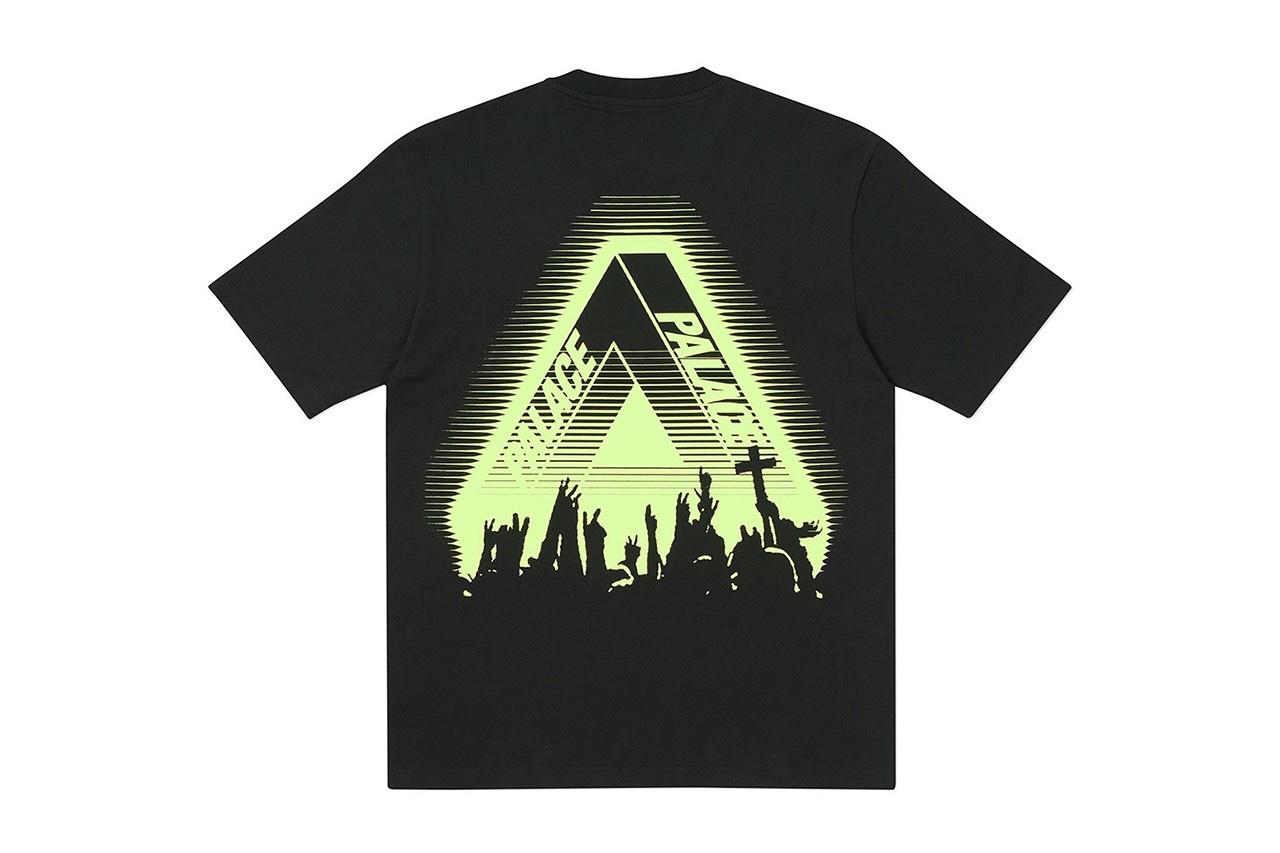 "Palace Halloween T-Shirt ""Glow-In-The-Dark"" 2020"