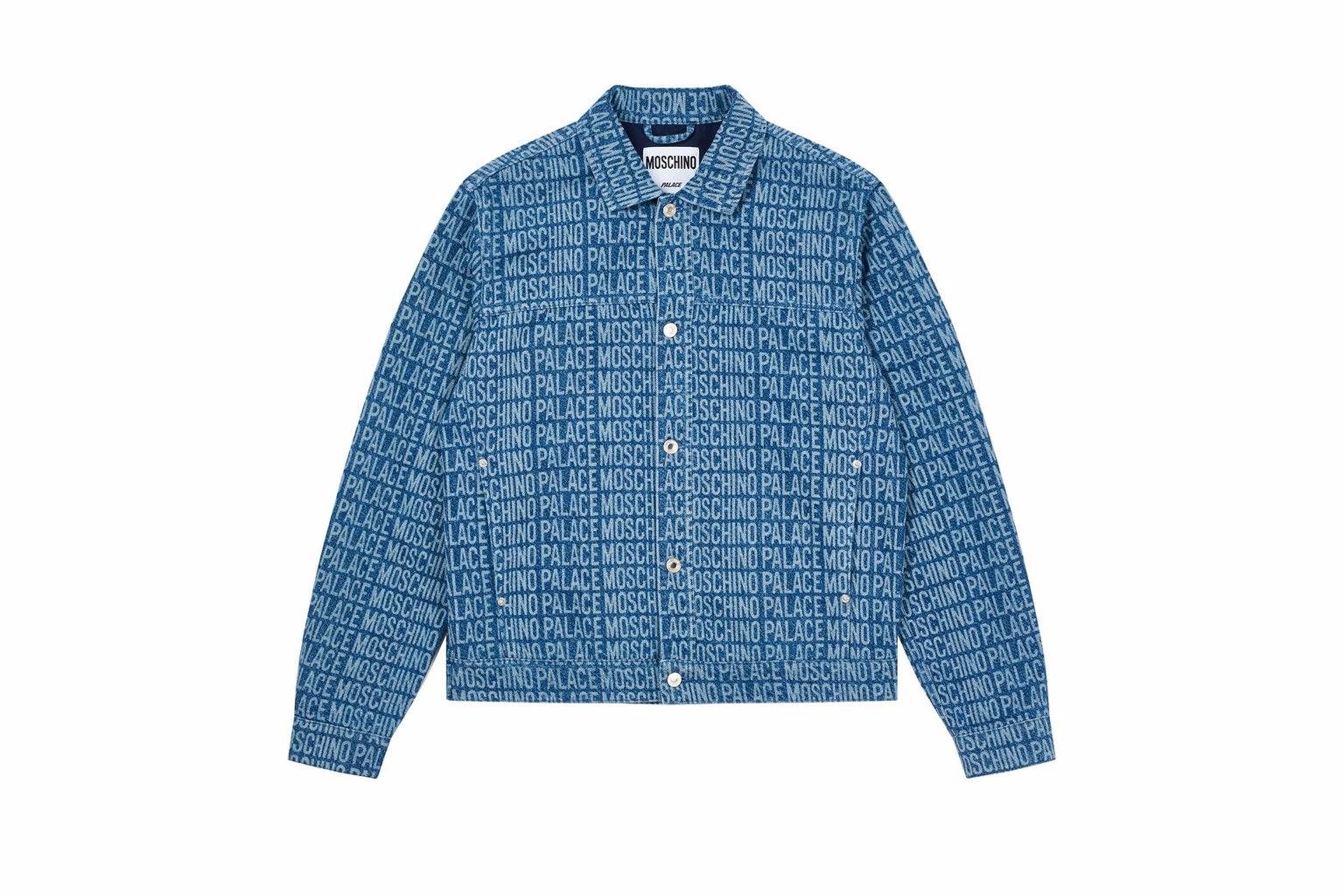 Palace x Moschino jacket