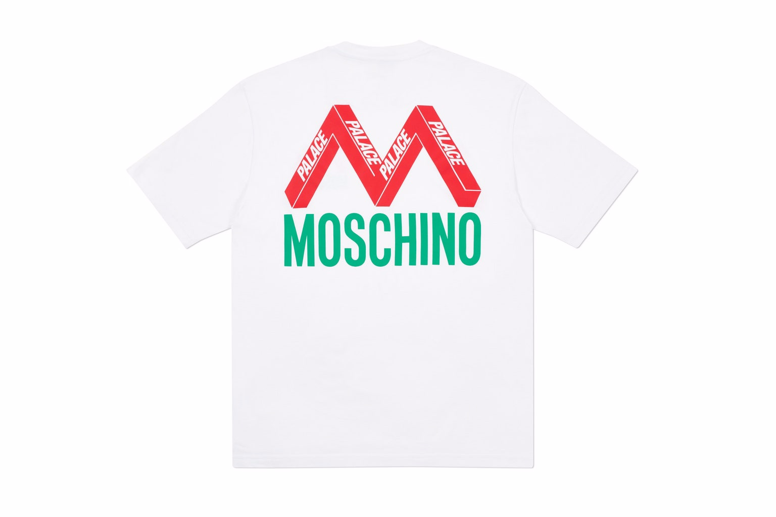 Palace x Moschino T-shirt