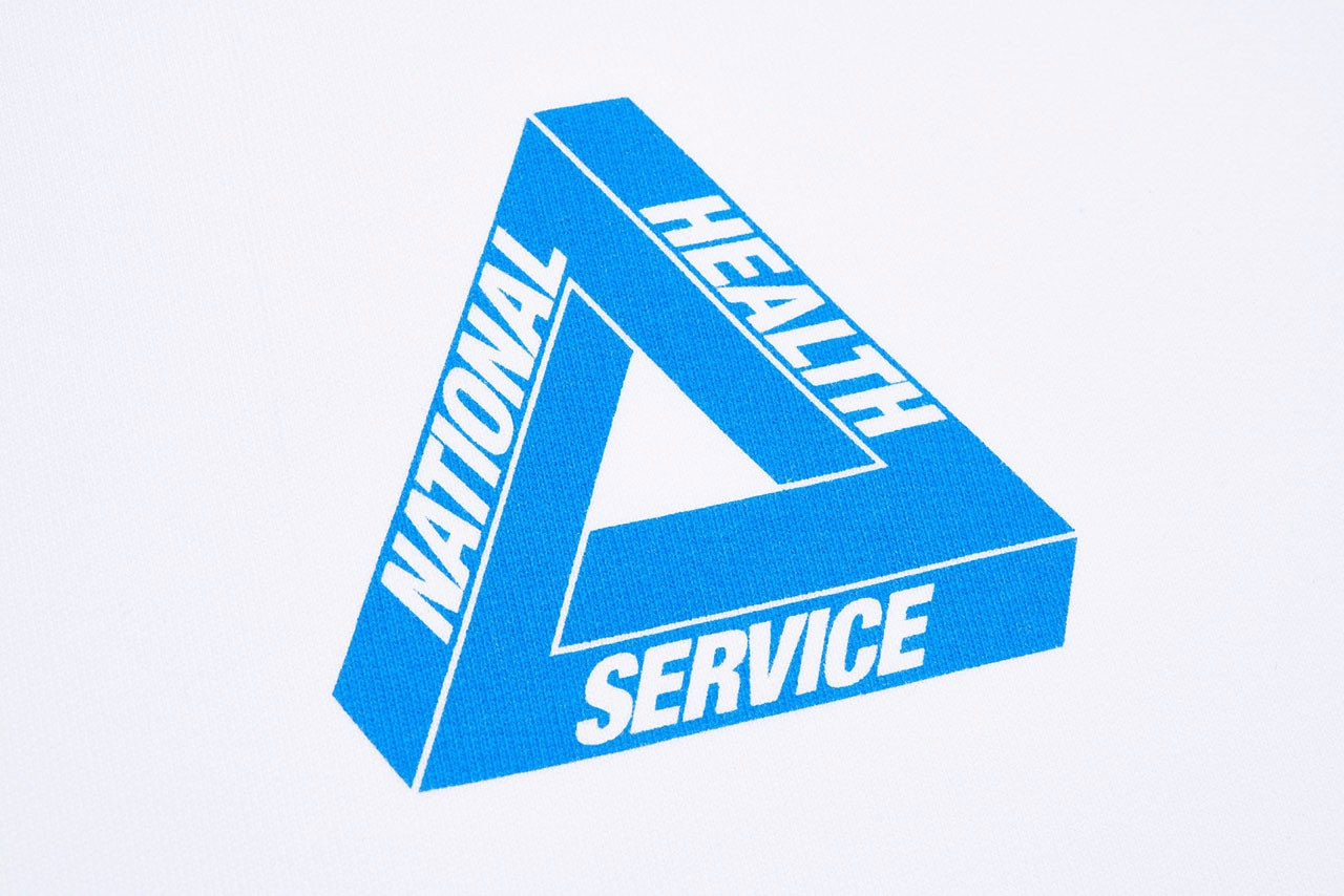 """Palace """"NHS TRI-TO HELP"""""""