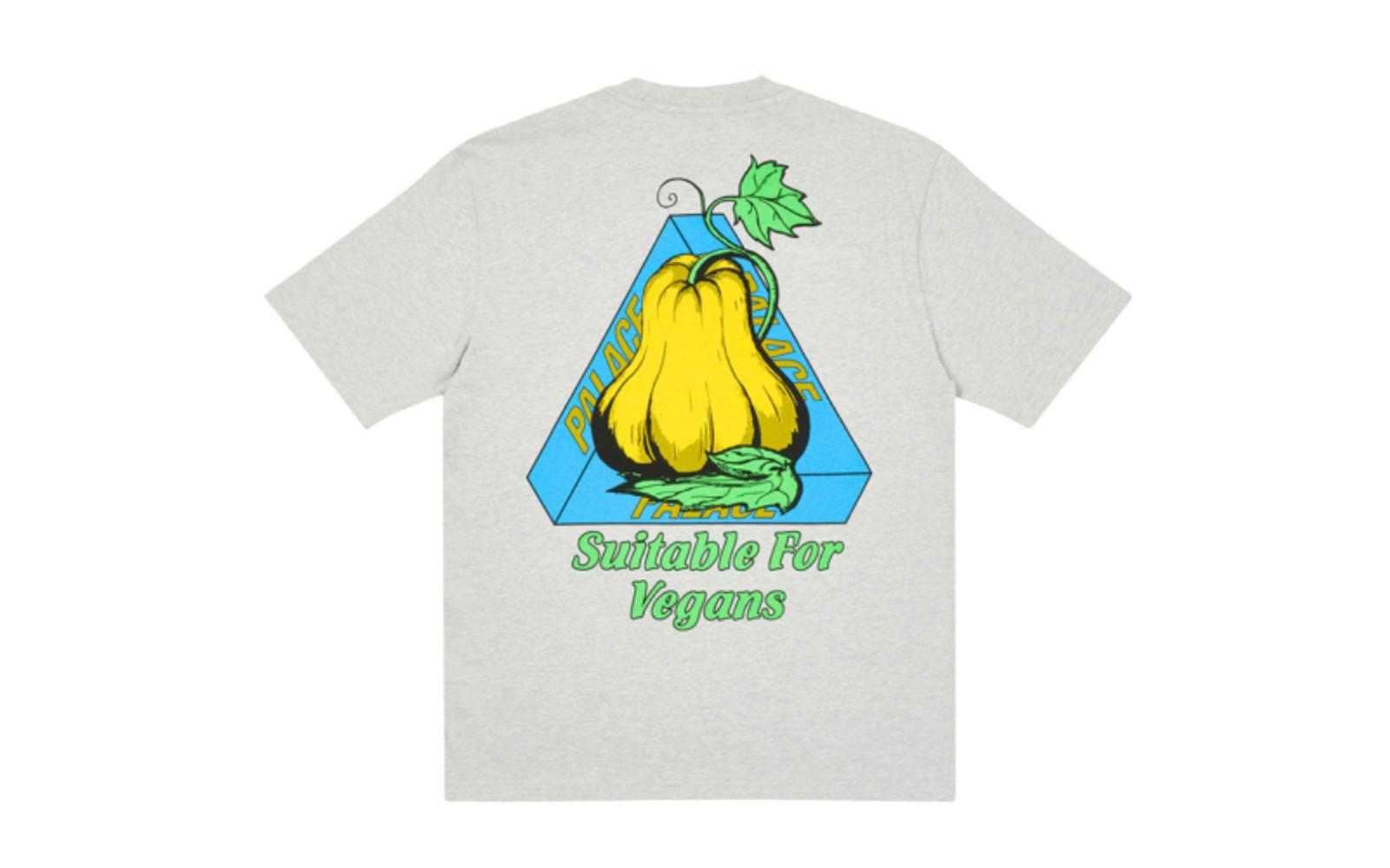 Palace Nein Cheese Egg T-shirt