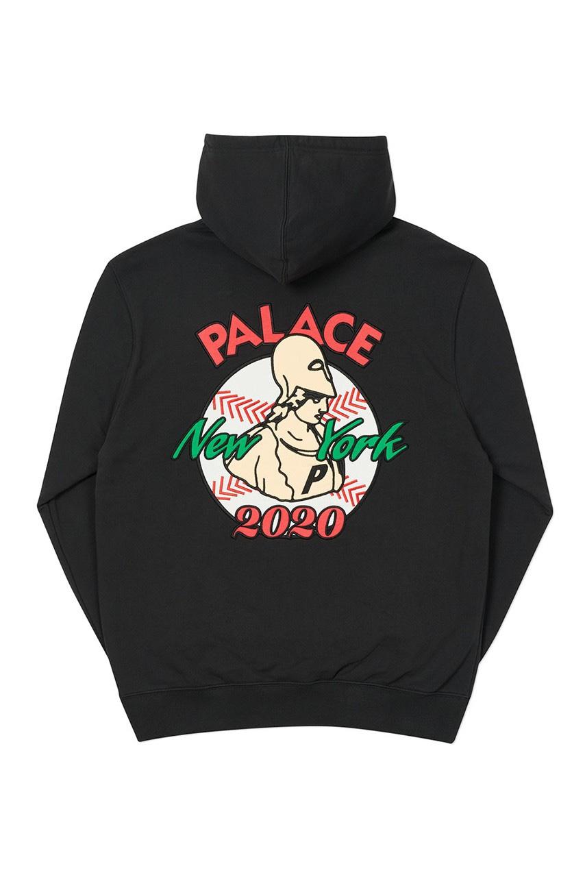Palace x  New Era hoodie  New York