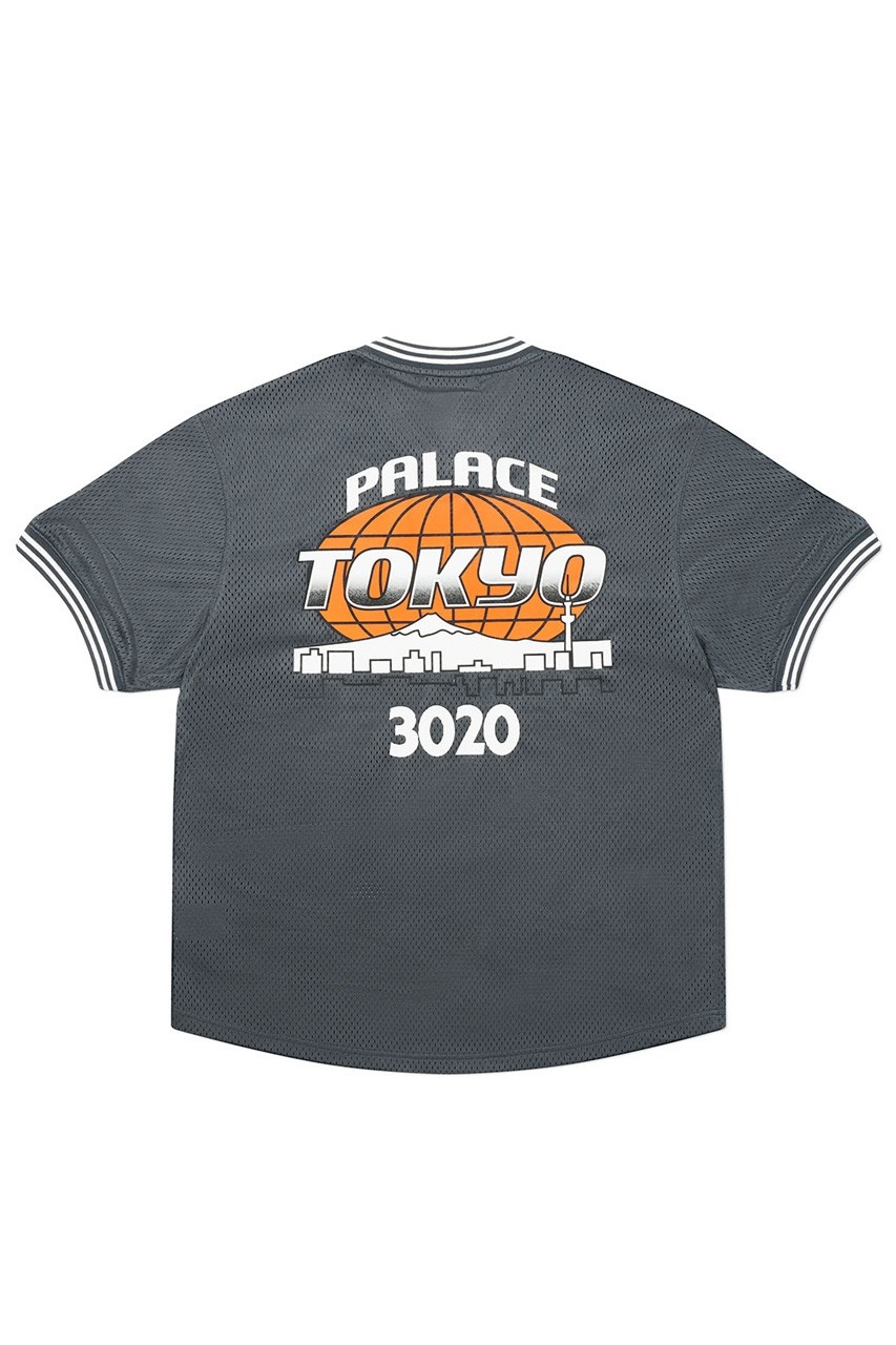 Palace x  New Era t-shirt Tokyo