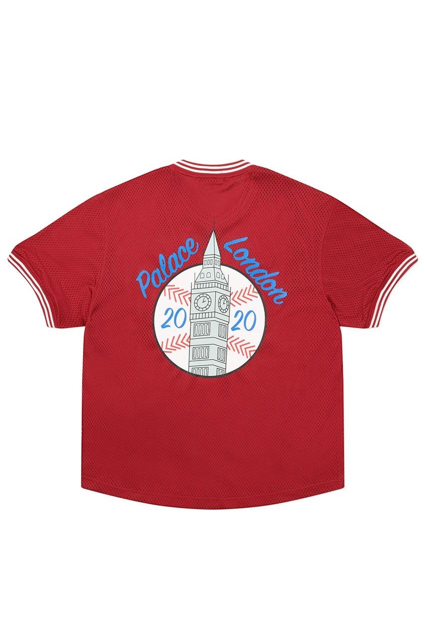 Palace x New Era T-shirt london