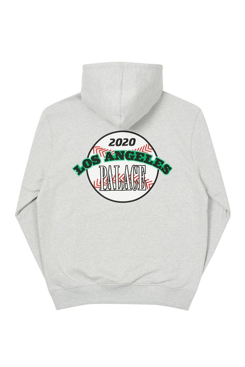 Palace x New Era hoodie Los Angeles