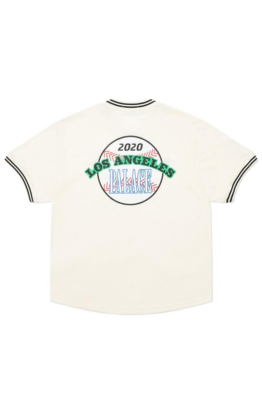 Palace x New Era t-shirt Los Angeles