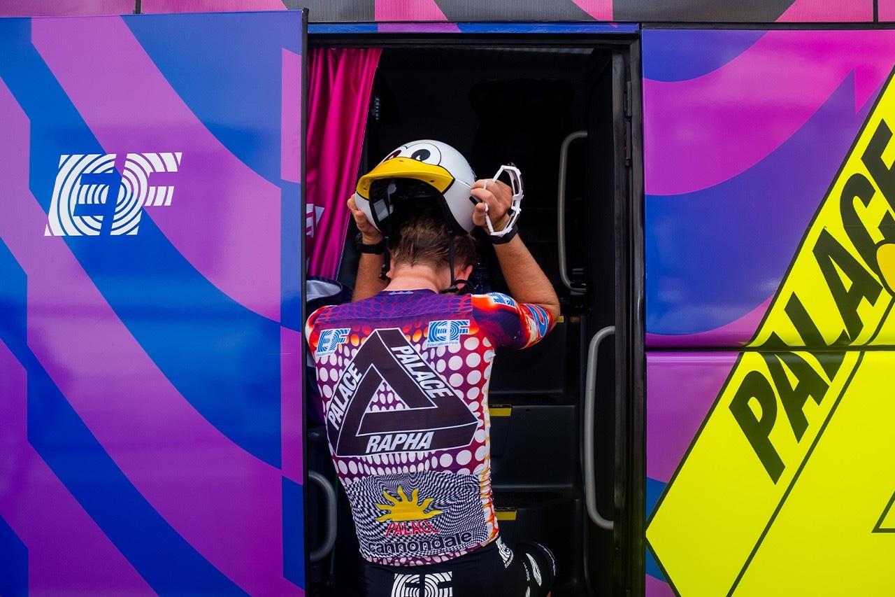 Palace x Rapha Giro Italia