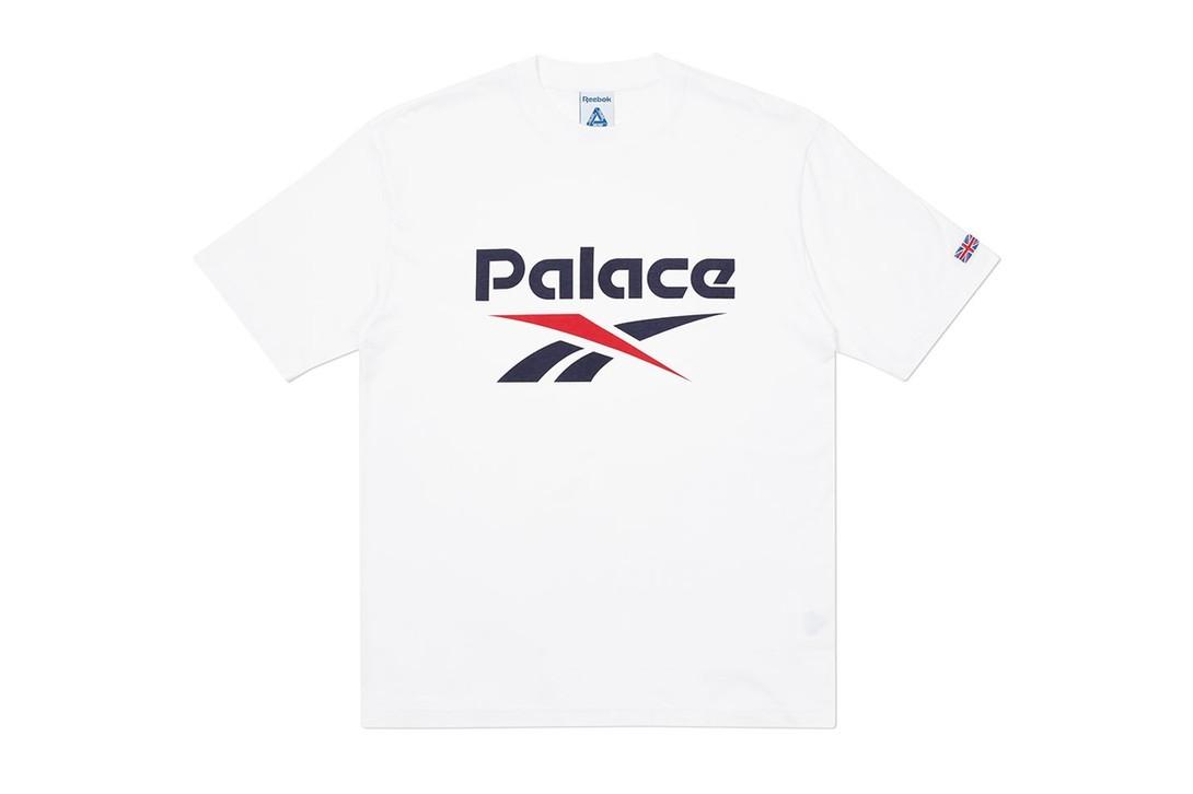 Palace x Reebok Winter 2020 T-shirt