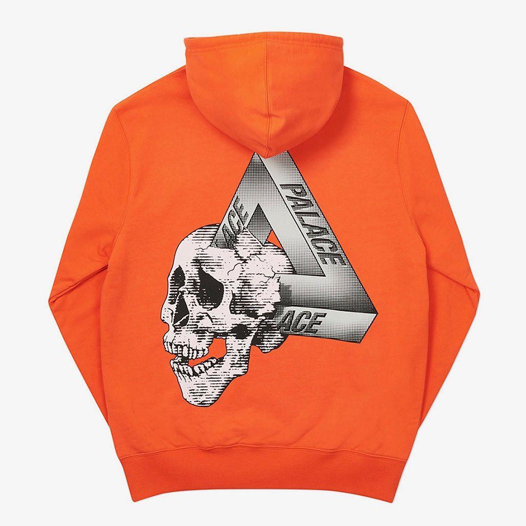 Palace Tri-Ferg hoodies
