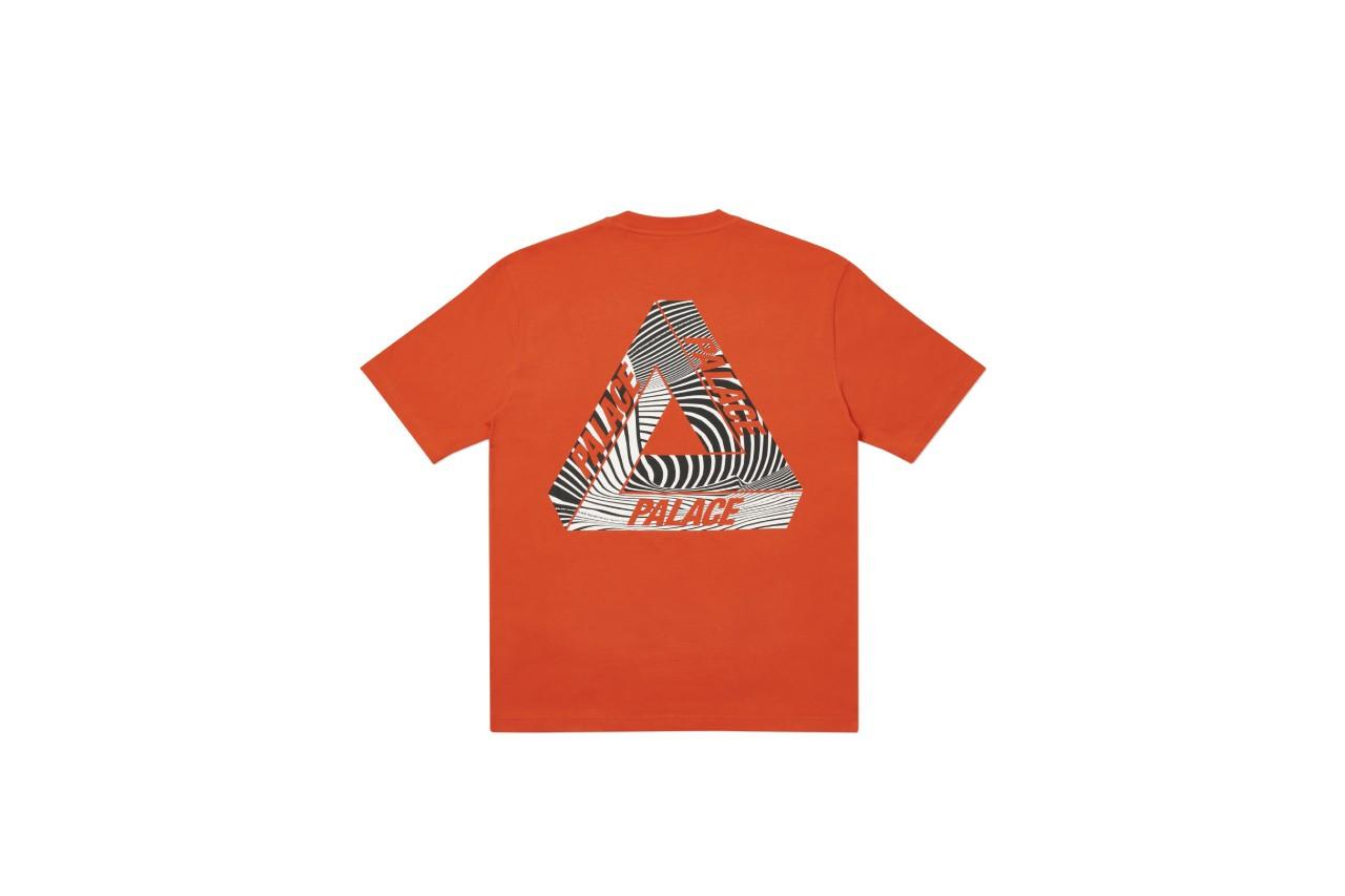 Palace Tri-Tex T-shirts red
