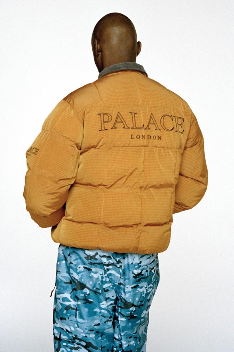 Lookbook Palace Winter 2020 nuptse