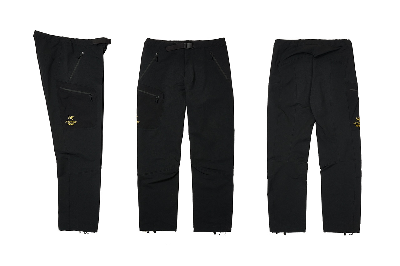 Palace x Arc-teryx Holiday Trousers Black