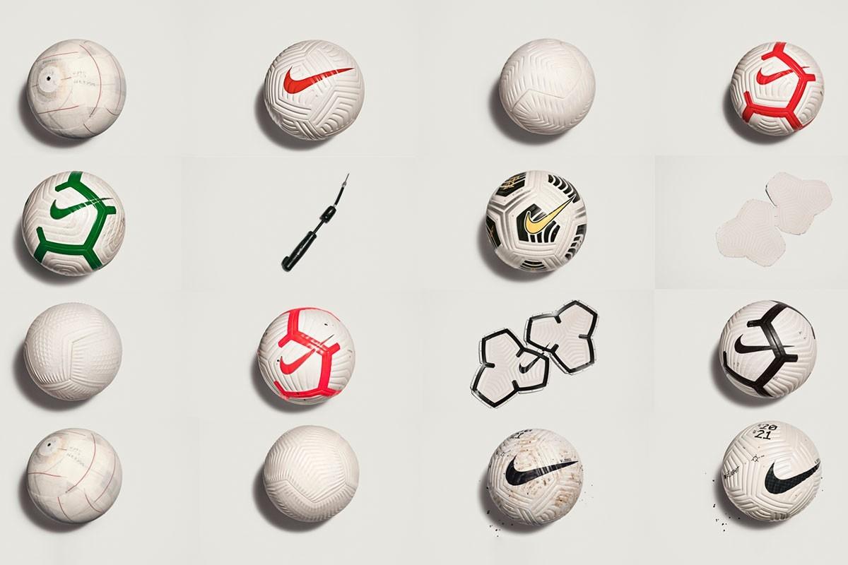 Pallone da calcio Nike Flight Nuova Aerodinamica