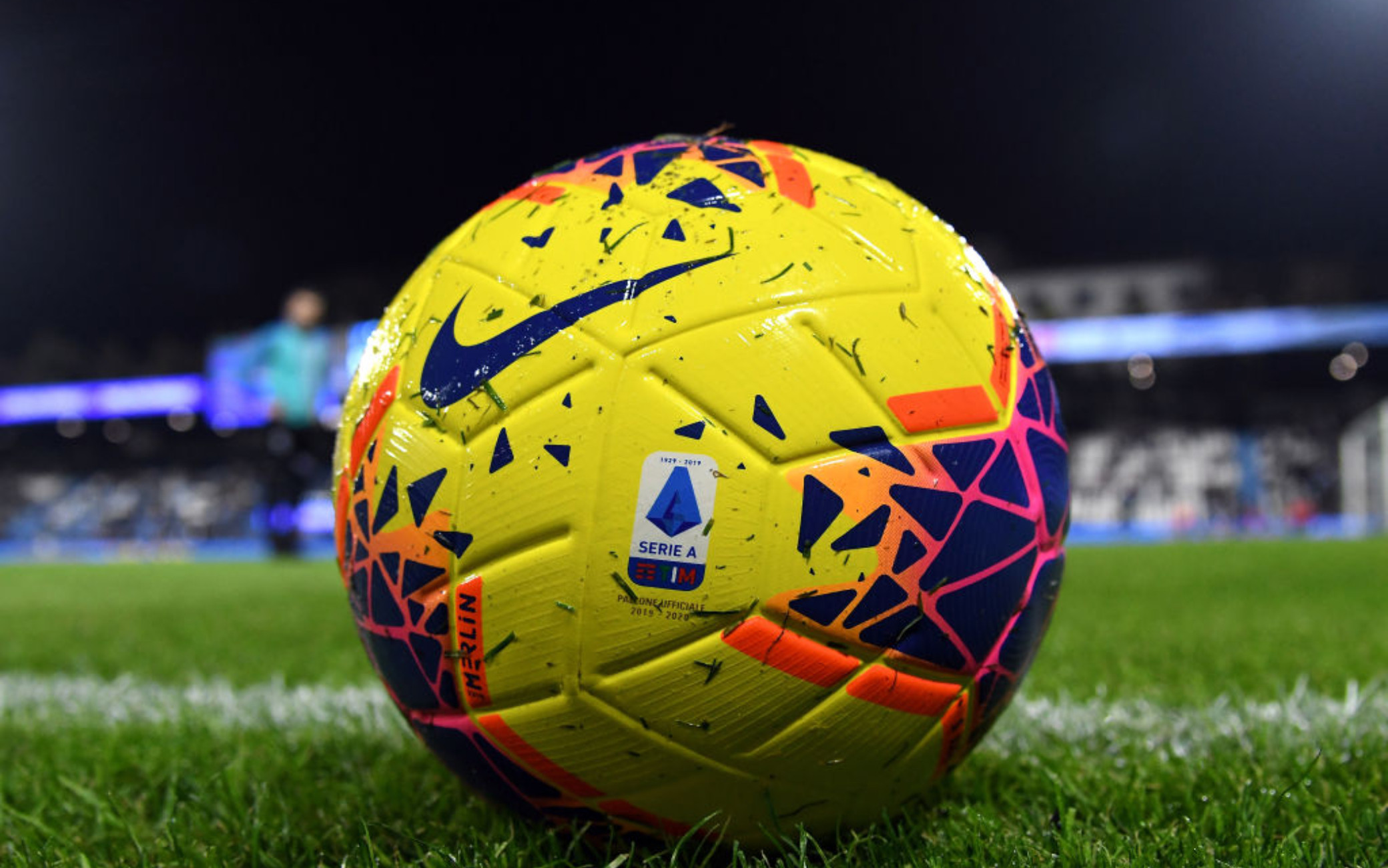 Pallone Serie A Nike
