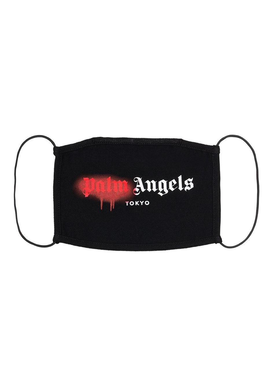 Palm Angels Face Mask macchia rosso