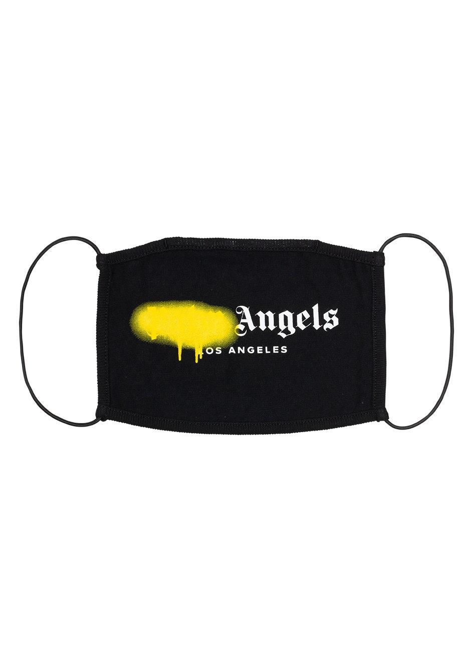 Palm Angels Face Mask macchia gialla