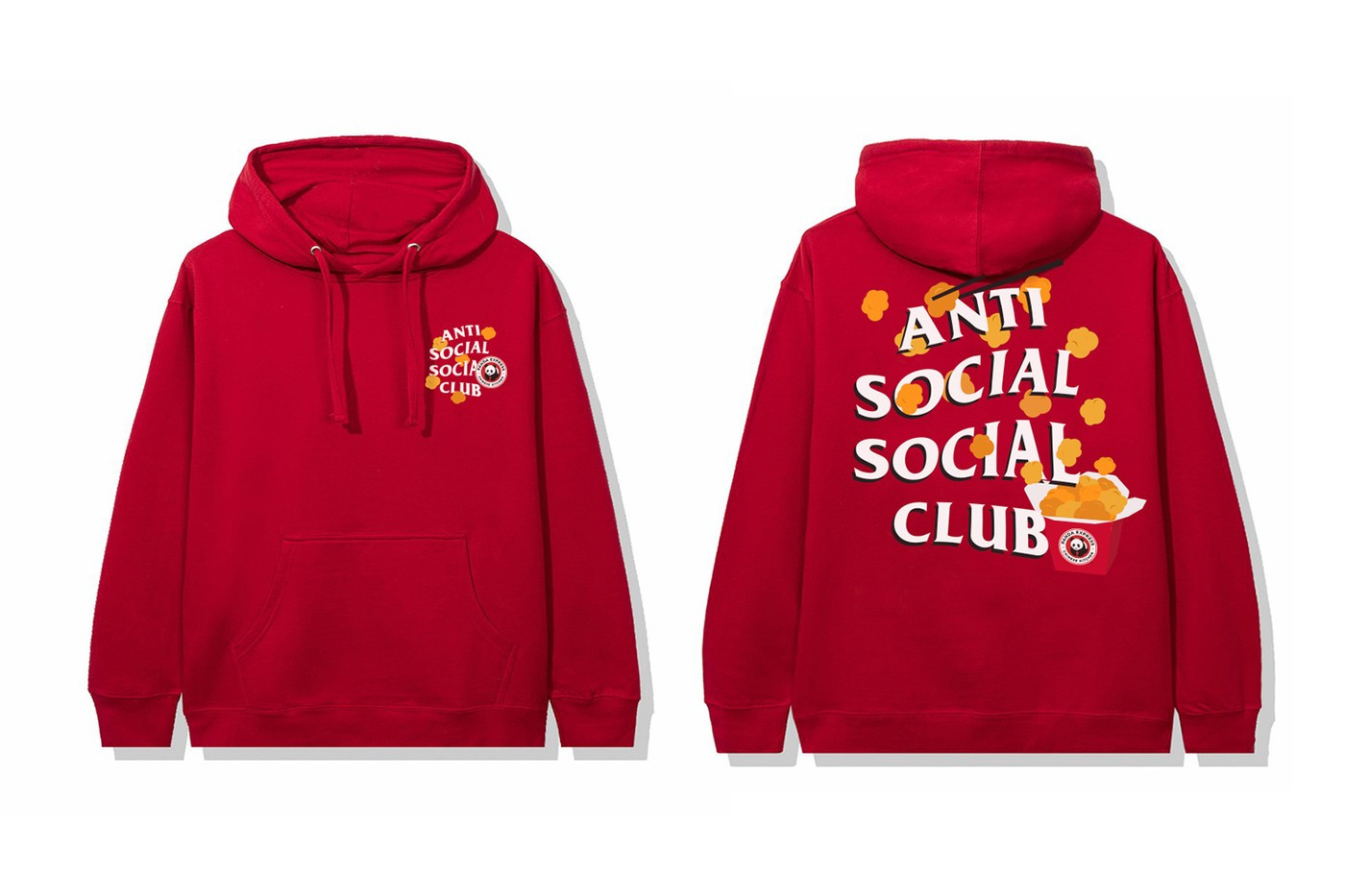 Panda Express x Anti Social Social Club