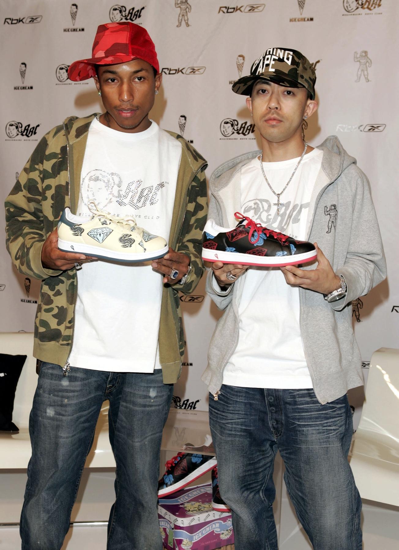 Pharrell Williams - Billionaire Boys Club