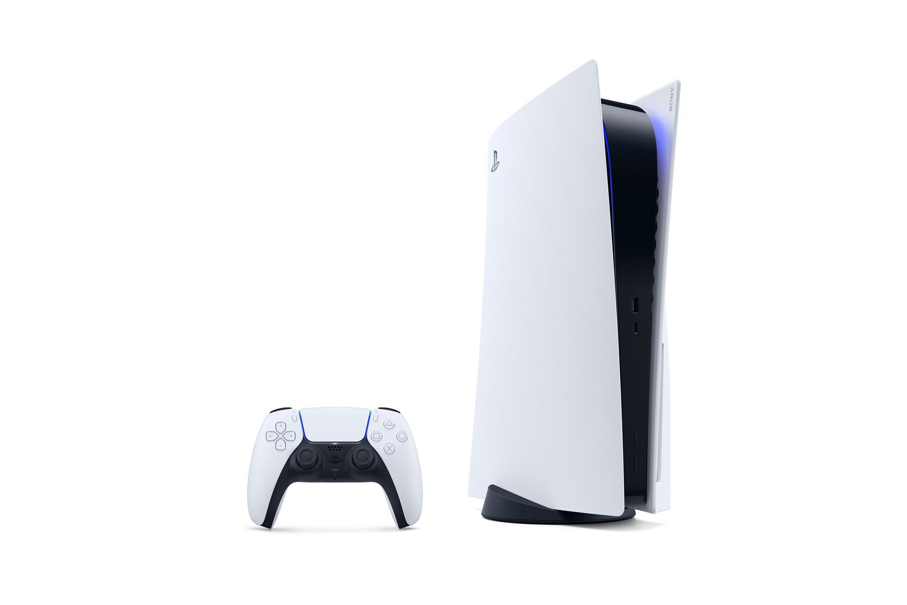 Sony Presentazione PlayStation 5
