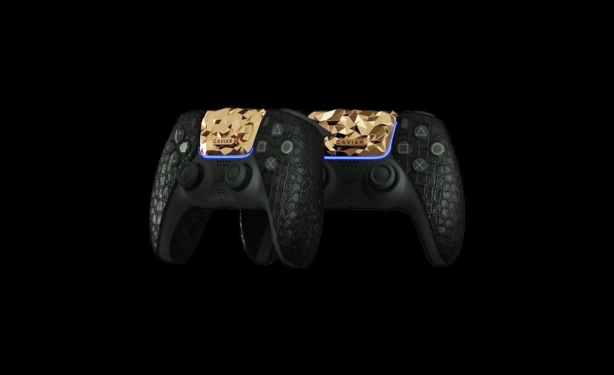 PlayStation 5 Gold Caviar