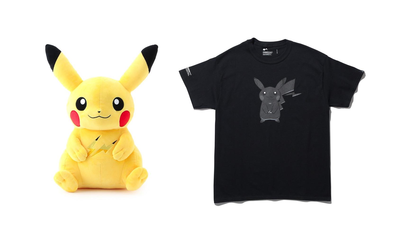 Pokémon x THUNDERBOLT PROJECT BY FRGMT
