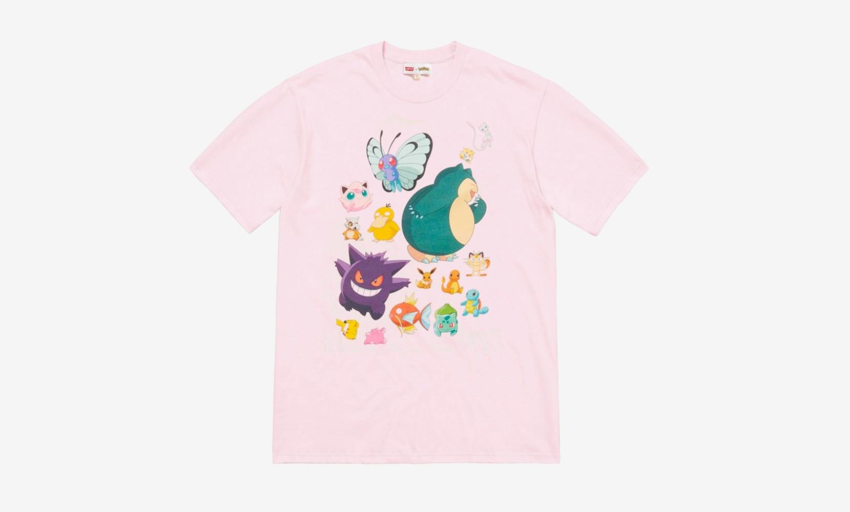 Pokémon x Levis capsule collection