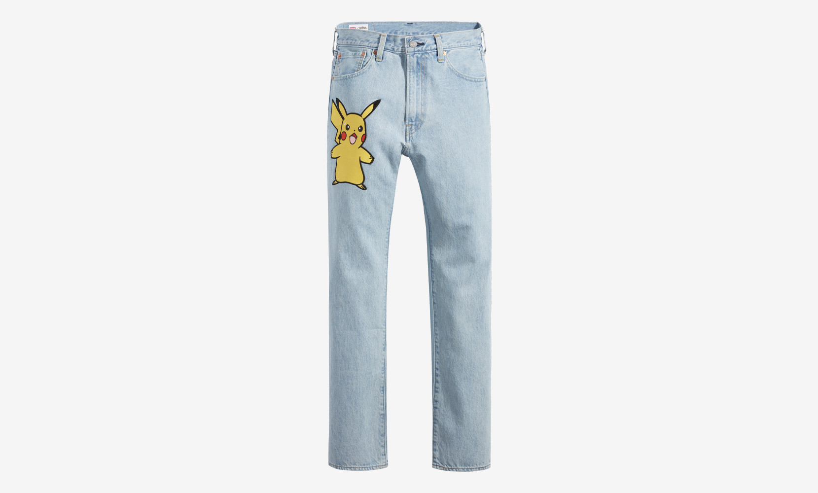 Pokémon x Levis capsule collection