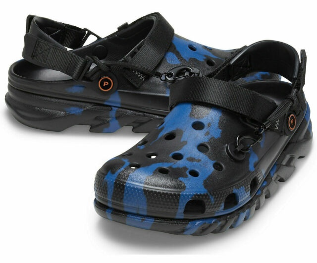 Clogs Posty x Crocs Duet Max Clogs