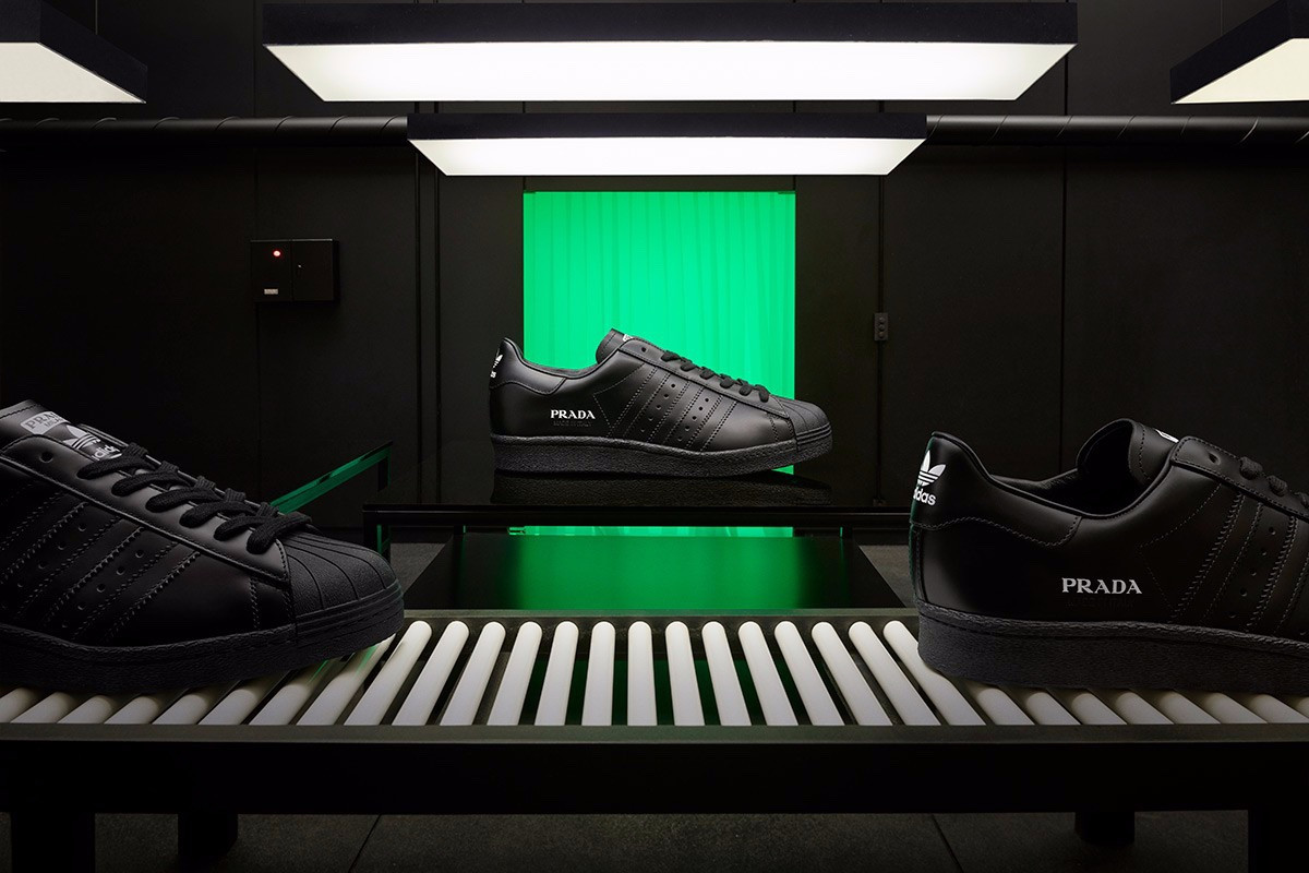 Prada adidas Superstar 2020