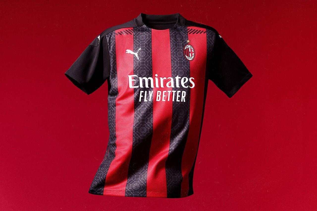 Puma x AC Milan Home Kit 2020-2021