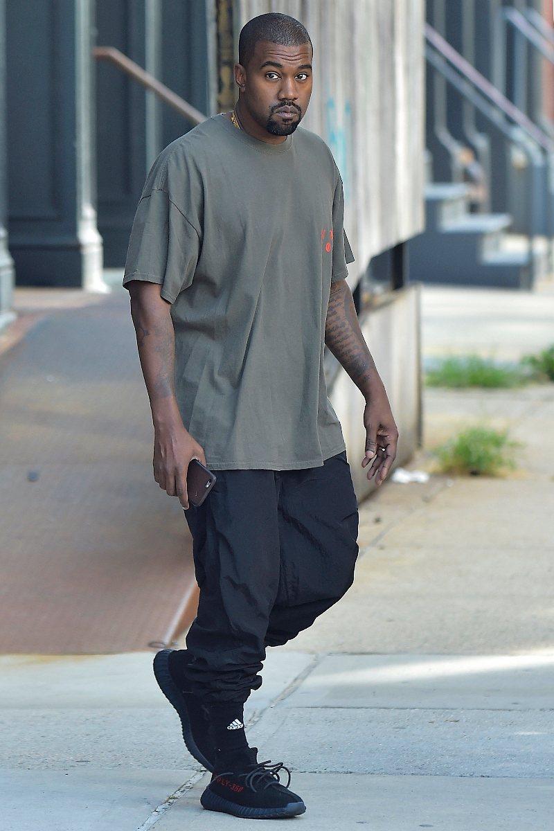 Kanye West Nike