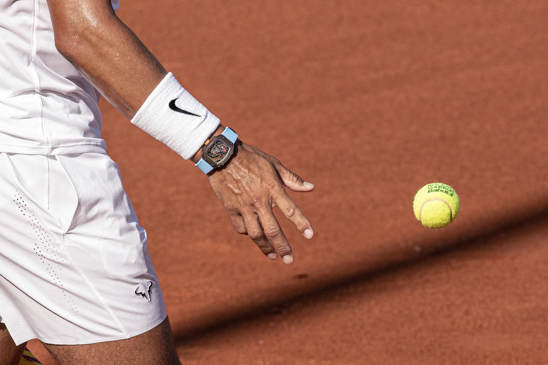 Rafael Nadal Richard Mille RM 27-04 Roland Garros