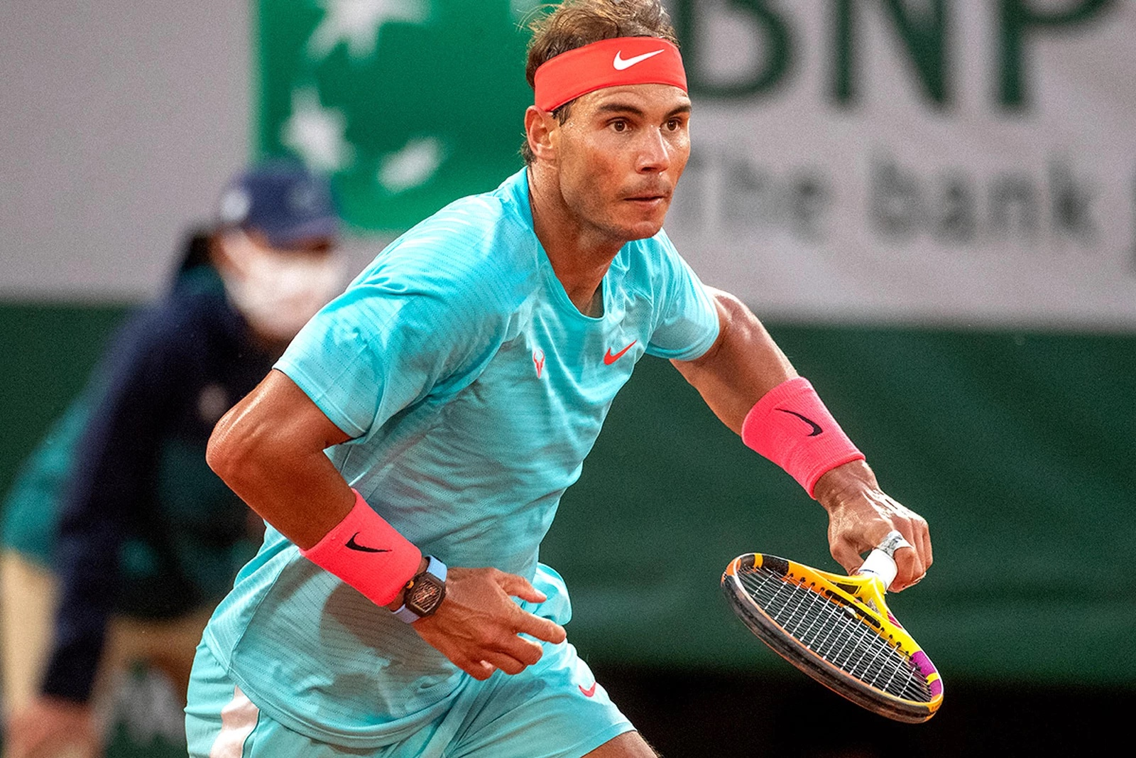 Rafael Nadal Richard Mille 2020