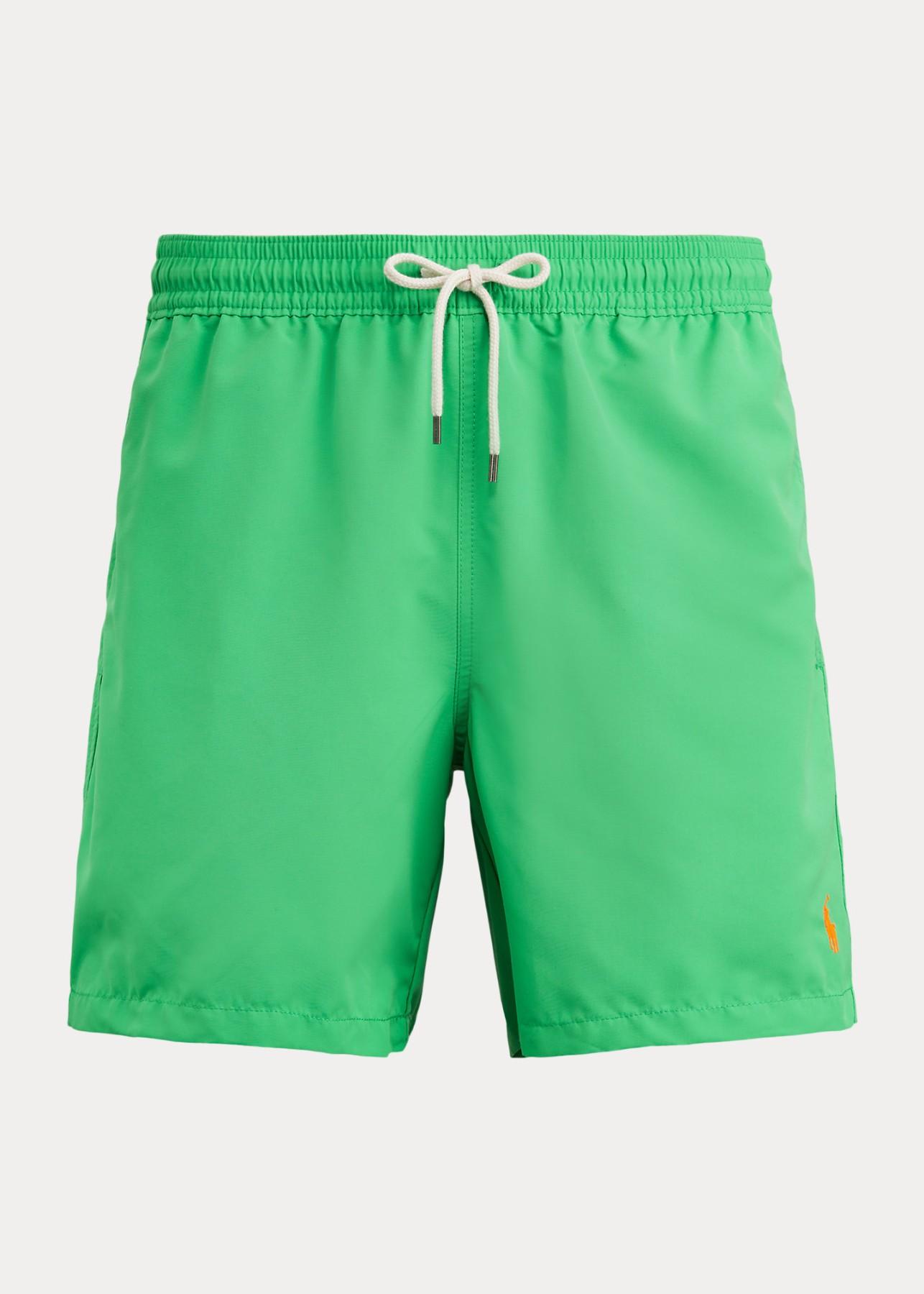 Ralph Lauren Shorts da mare Traveler 14 cm