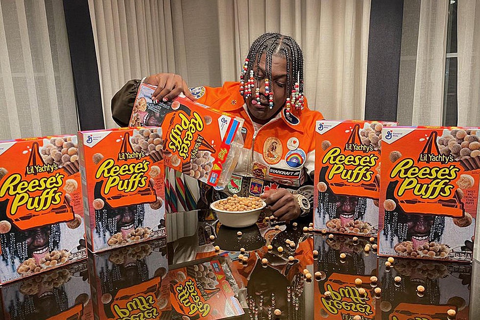Reese's Puffs Lil Yachty