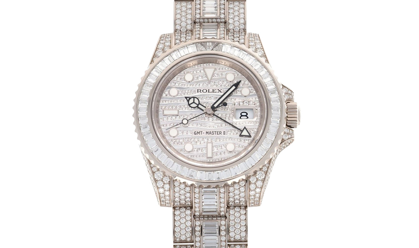 """Rolex GMT-Master II """"Ice"""""""