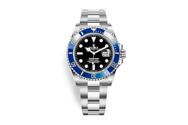 Rolex Submariner 2020 ghiera blu