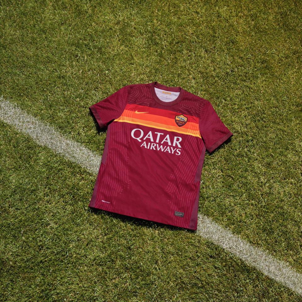 Roma Home Kit 2020 2021 prima maglia