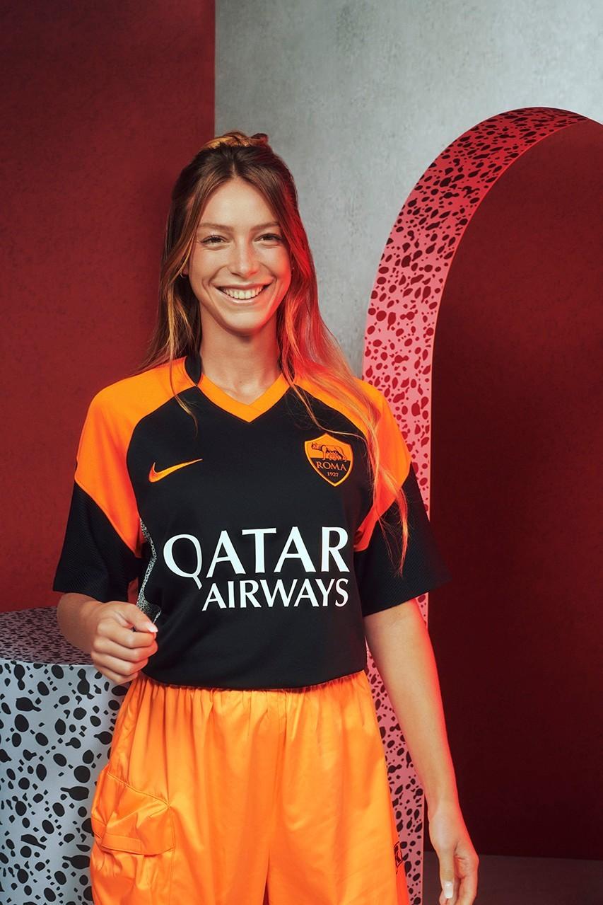 Roma terza maglia 2020/2021