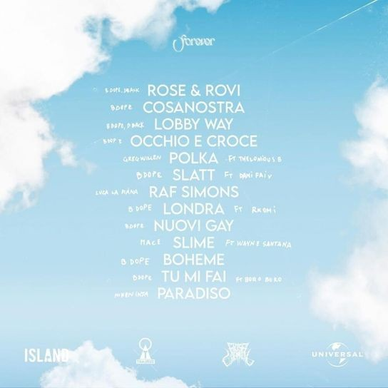 Rosa-Chemical-Forever-tracklist