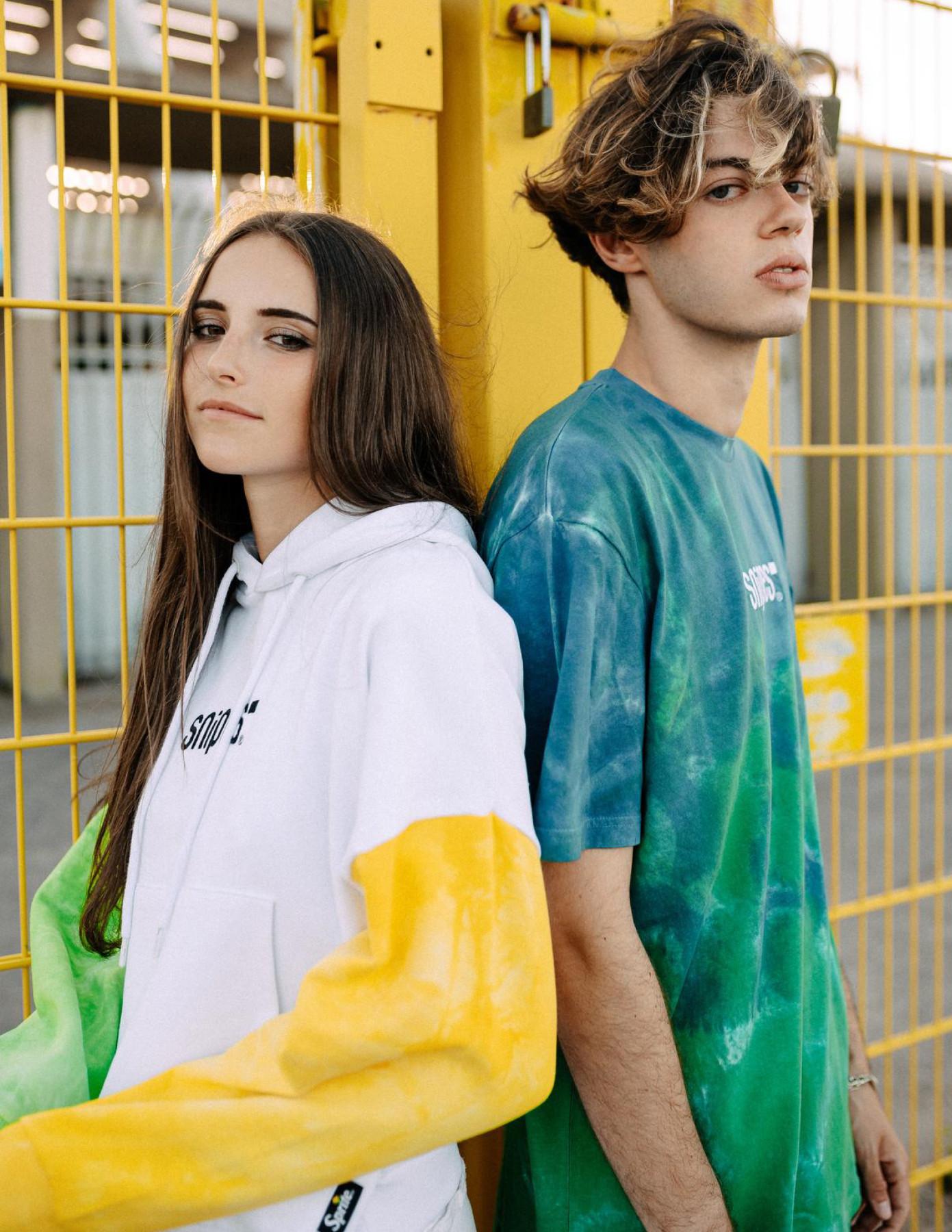 SNIPES x SPRITE hoodie