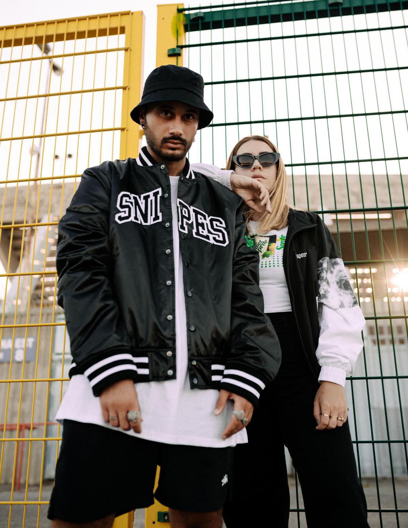 SNIPES x SPRITE jacket