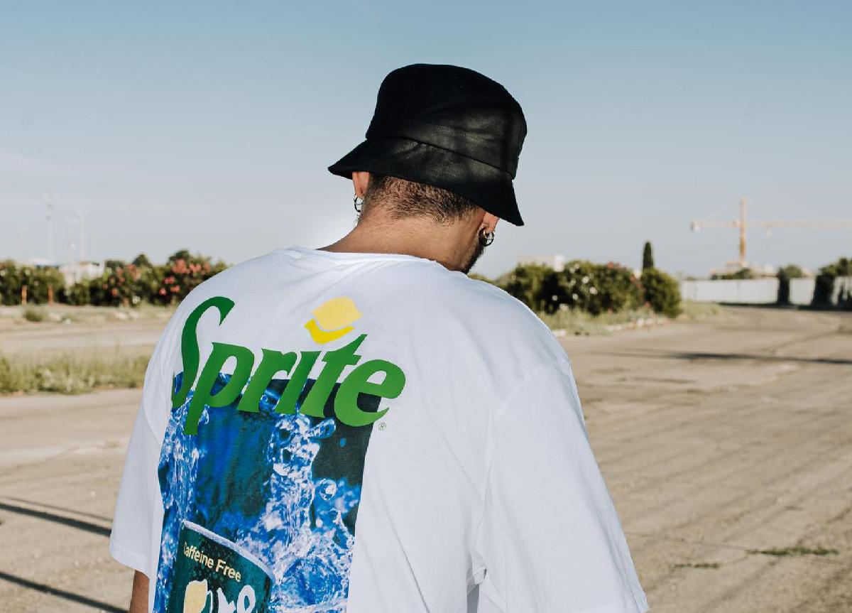 SNIPES x SPRITE T-shirt