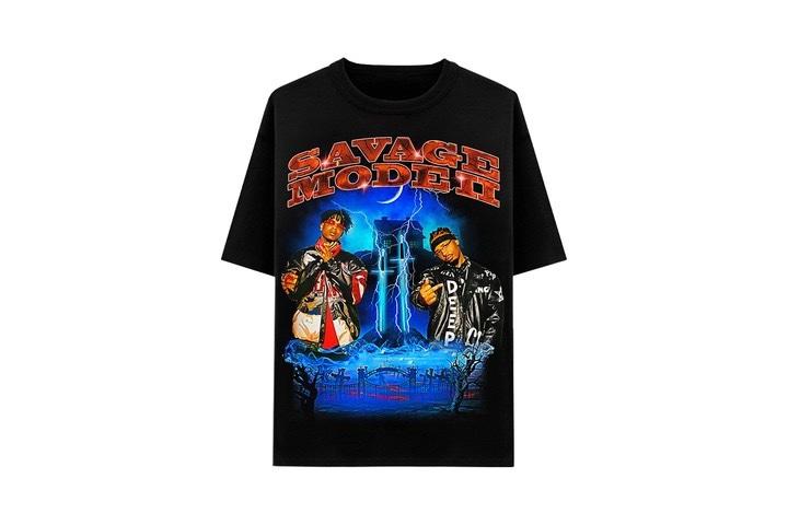 """Savage Mode 2"" merchandising T-shirt"